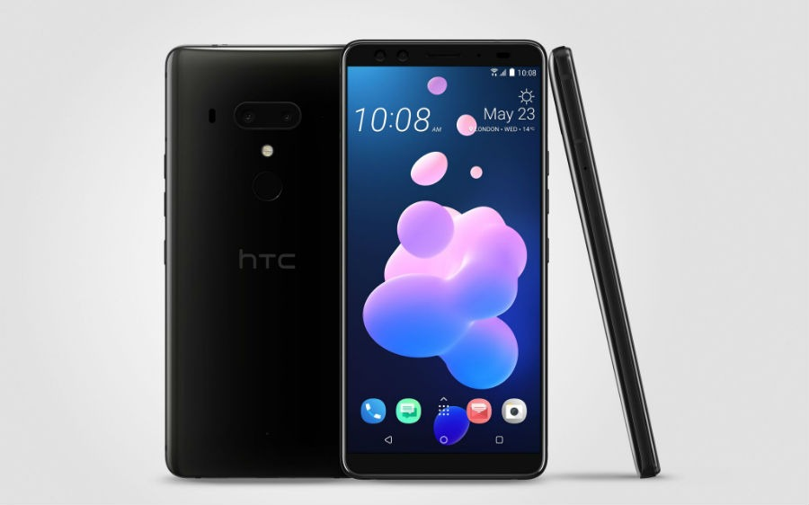 HTC U12+, reciente móvil con doble cámara frontal y monitor panorámica