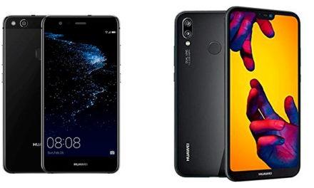 Las diferencias principales entre el Huawei P20 Lite y el P10 Lite