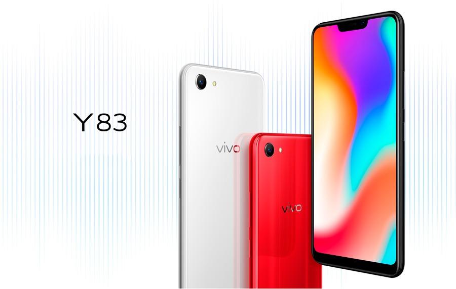 lanzamiento Vivo Y83 pantalla