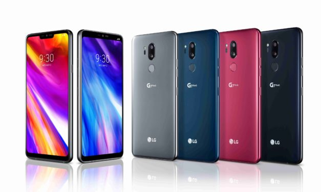 Ya se conoce el precio y fecha de venta del LG G7 ThinQ en España