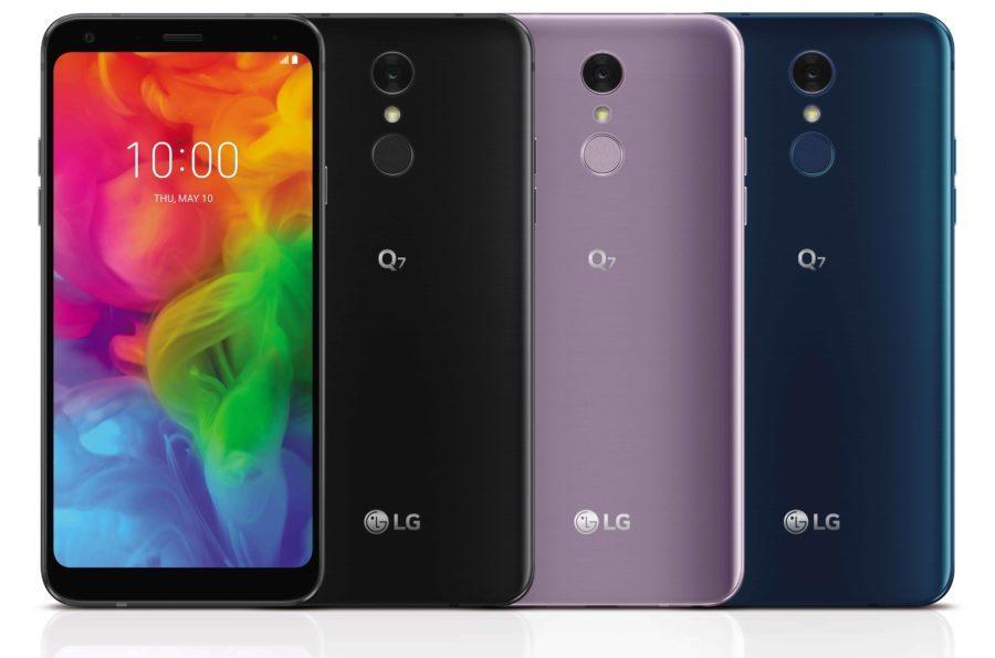 LG Q7, precio y disponibilidad en España