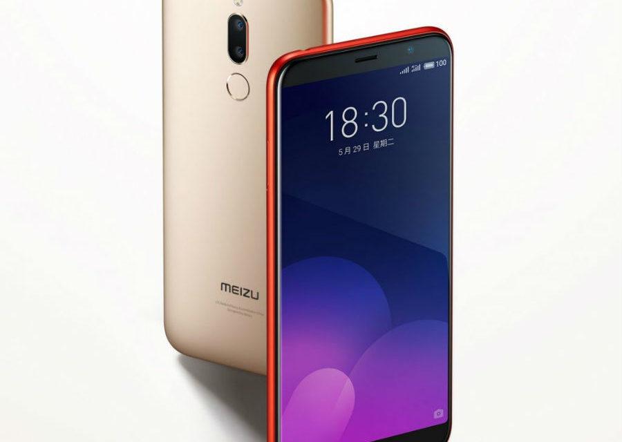 Meizu M6T, móvil barato con pantalla panorámica y doble cámara