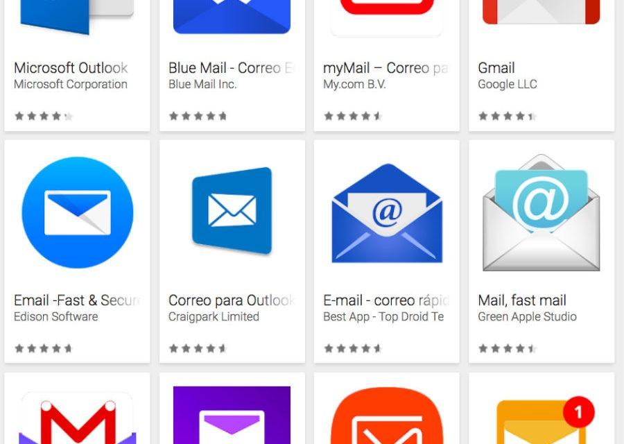 Las mejores apps para gestionar tu correo electrónico