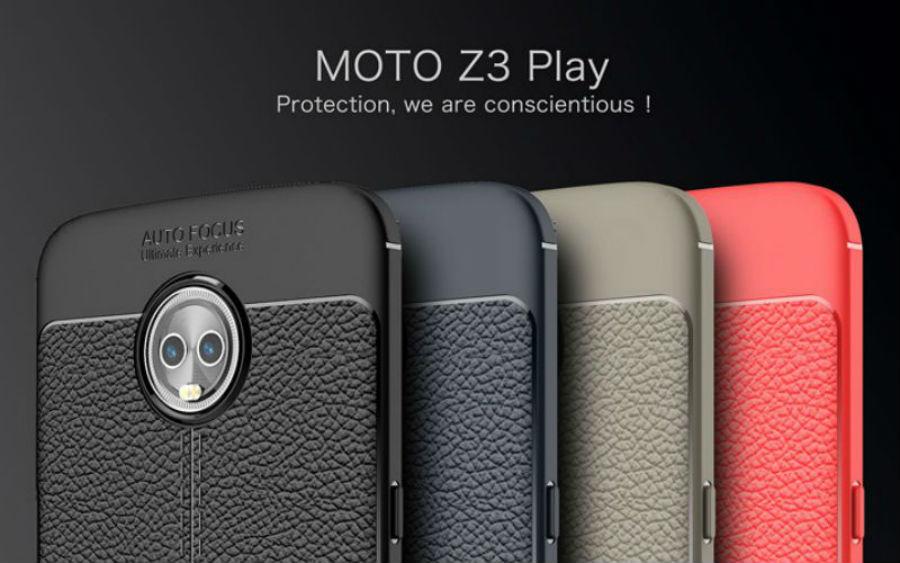 El Moto Z3 Play se deja ver en todos sus ángulos