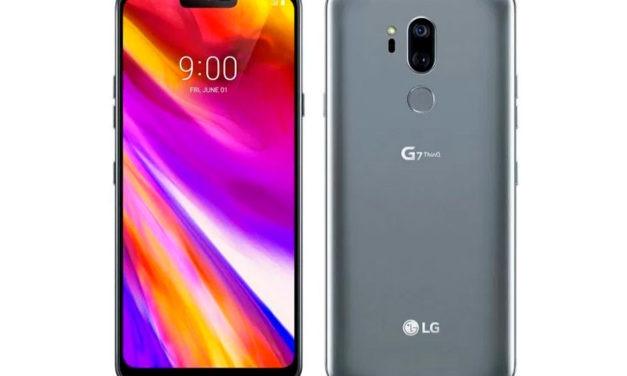 El posible precio del LG G7 ThinQ aparece en algunos distribuidores