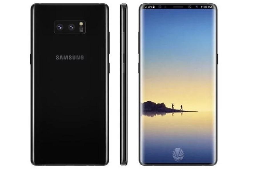 Una prueba de potencia muestra características del Samsung Galaxy Note 9