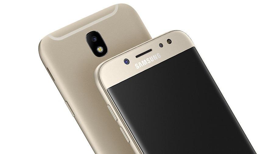 El Samsung Galaxy J7 2017 recibe una actualización de seguridad