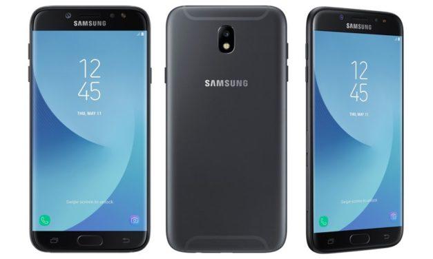 El Galaxy J7 también se actualiza con AR Emoji