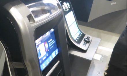 Así luce la nueva pantalla flexible de Samsung de 14 pulgadas
