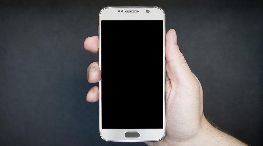 Samsung galaxy apagado