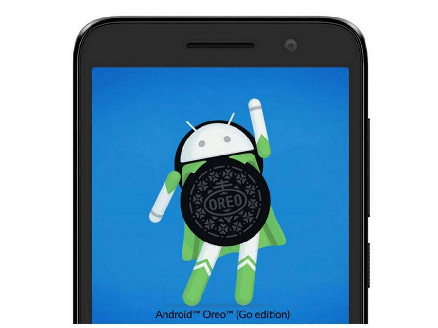 Alcatel uno Android™ Go
