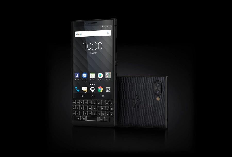 Blackberry KEY2, la vuelta del móvil con teclado por el precio de un gama alta