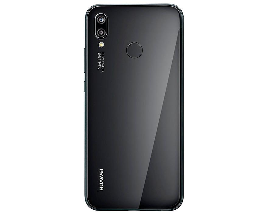 comparativa Huawei P20 Lite vs Samsung Galaxy A6+ trasera P20 lite