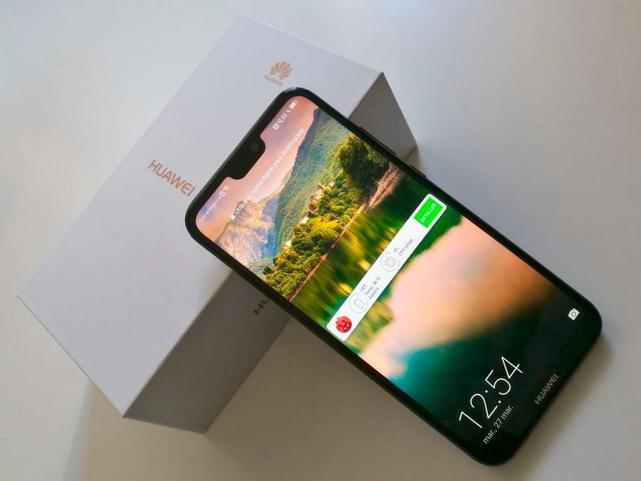 comparativa Huawei P20 Lite vs Samsung Galaxy A6+ procesador P20 Lite