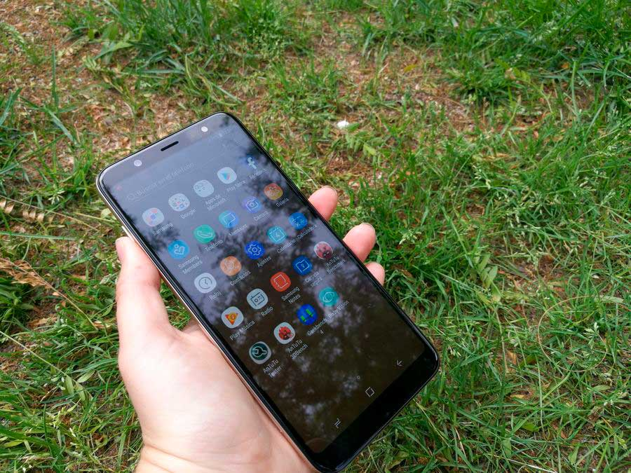 comparativa Huawei P20 Lite vs Samsung Galaxy A6+ procesador A6+