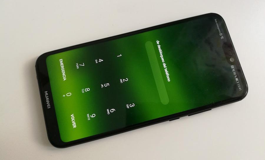 comparativa Huawei P20 Lite vs Samsung Galaxy A6+ autonomía P20 Lite