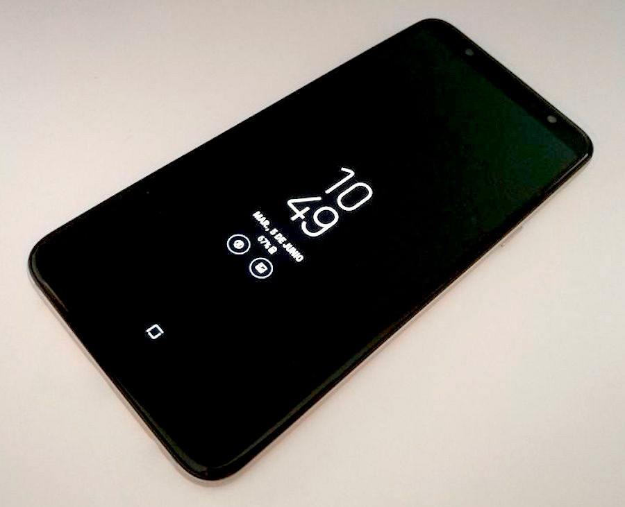comparativa Huawei P20 Lite vs Samsung Galaxy A6+ autonomía A6+