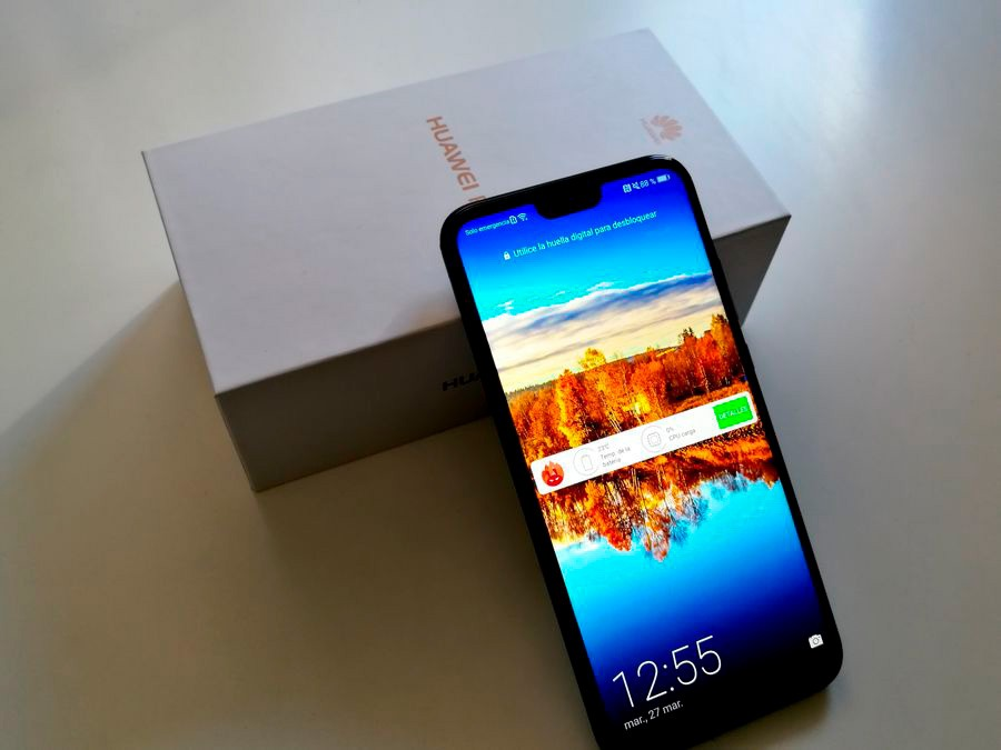 comparativa Huawei P20 Lite vs Samsung Galaxy A6+ final P20 Lite
