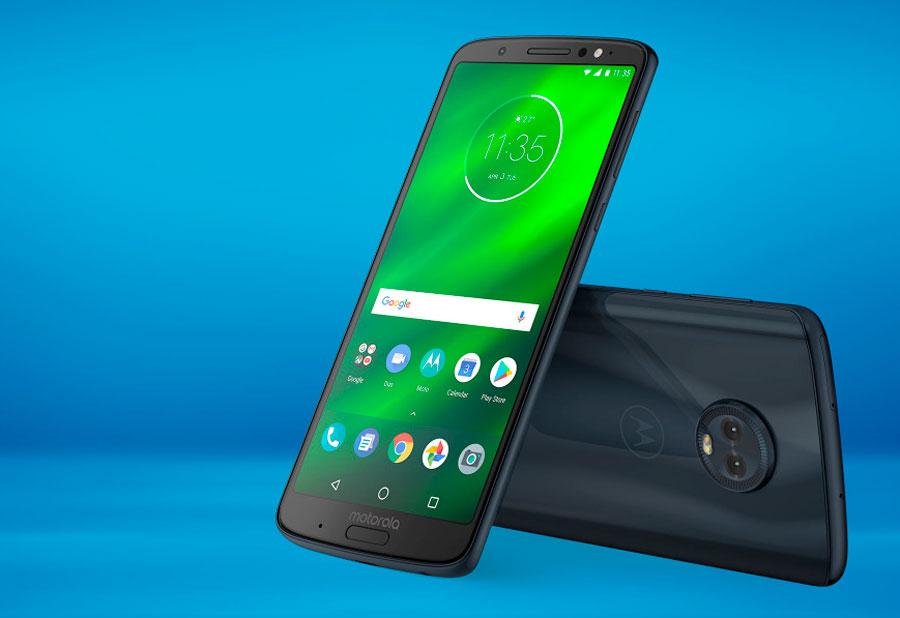comparativa Motorola Moto G6 Plus vs Sony Xperia XA2 Ultra trasera Moto G6 Plus