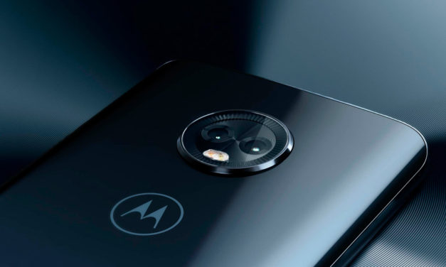 Filtrado el Motorola Moto G7 Plus con todo lujo de detalles