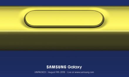 Se filtra la caja del Samsung Galaxy Note 9 con todas sus características