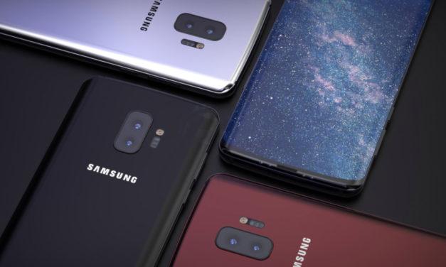 Más detalles sobre las cámaras del Samsung Galaxy S10