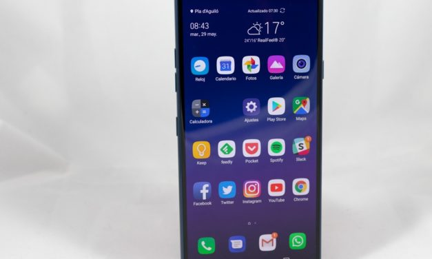 El LG G7 ThinQ se actualizará pronto a Android 9 Pie