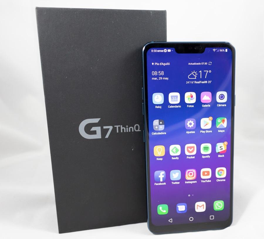 Los LG G7 ThinQ, LG G6 y LG Q6 se actualizan con mejorías en la cámara
