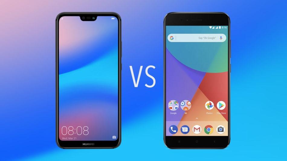 comparacion xiaomi mi a1 vs iphone 5s