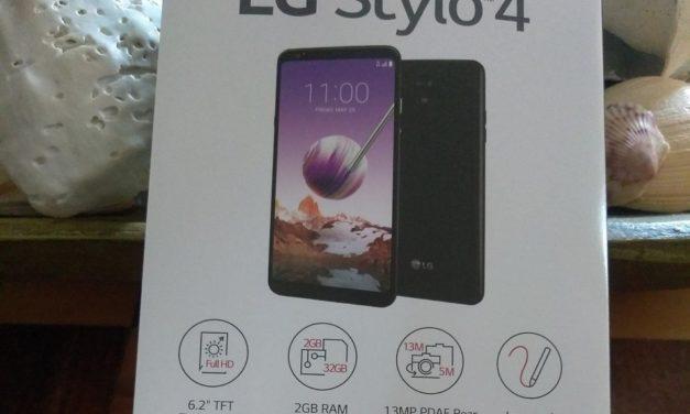 LG Stylo 4, se filtra una hoja con su lista de especificaciones