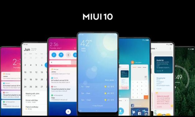 Estado de actualización de móviles Xiaomi a Android 9 Pie