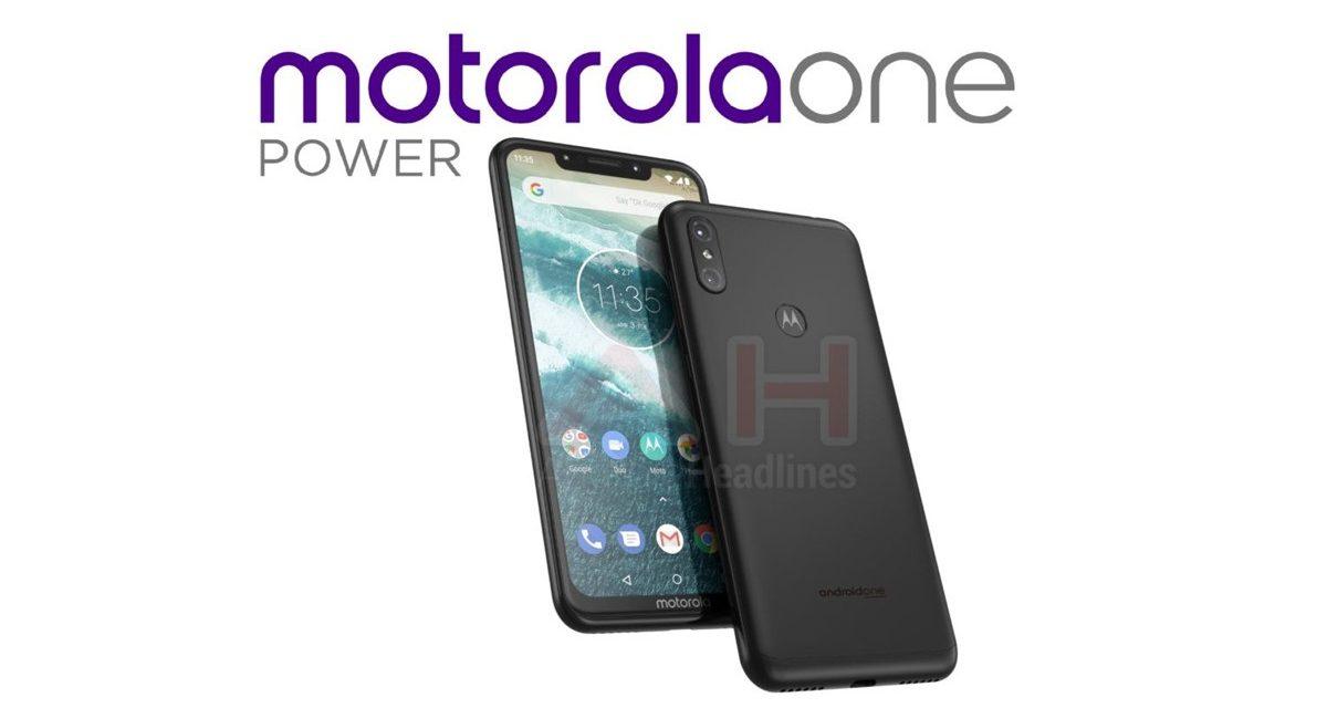 Nuevos datos de pantalla, potencia y cámara del Motorola One Power