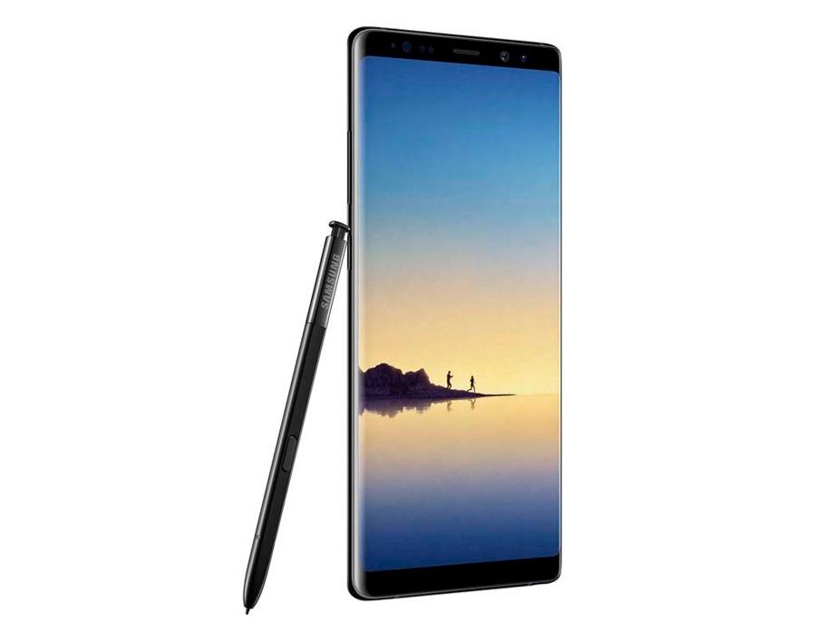 El Samsung Galaxy Note 9 tendrá una pantalla con marcos más reducidos