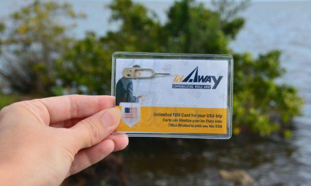 ¿Cuánto cuesta una tarjeta de prepago SIM para Estados Unidos?