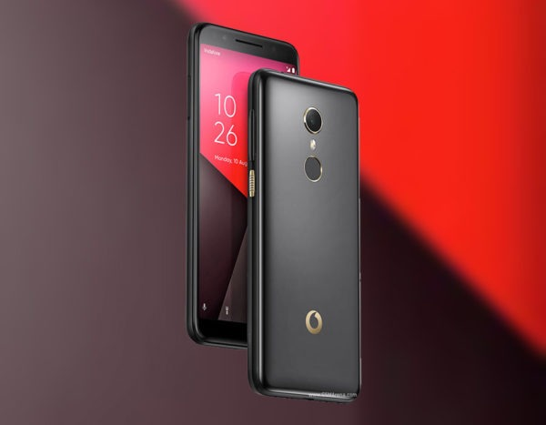 Vodafone Smart N9, móvil asequible con Android Oreo
