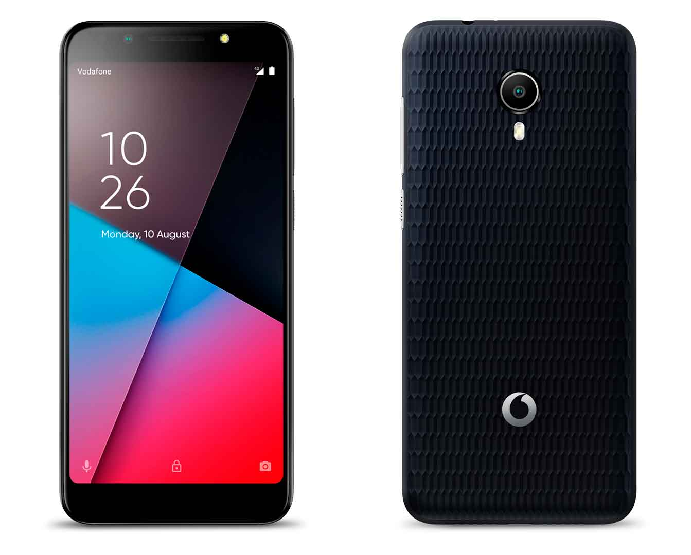 Vodafone Smart N9 Lite, móvil económico con pantalla panorámica y Android Go