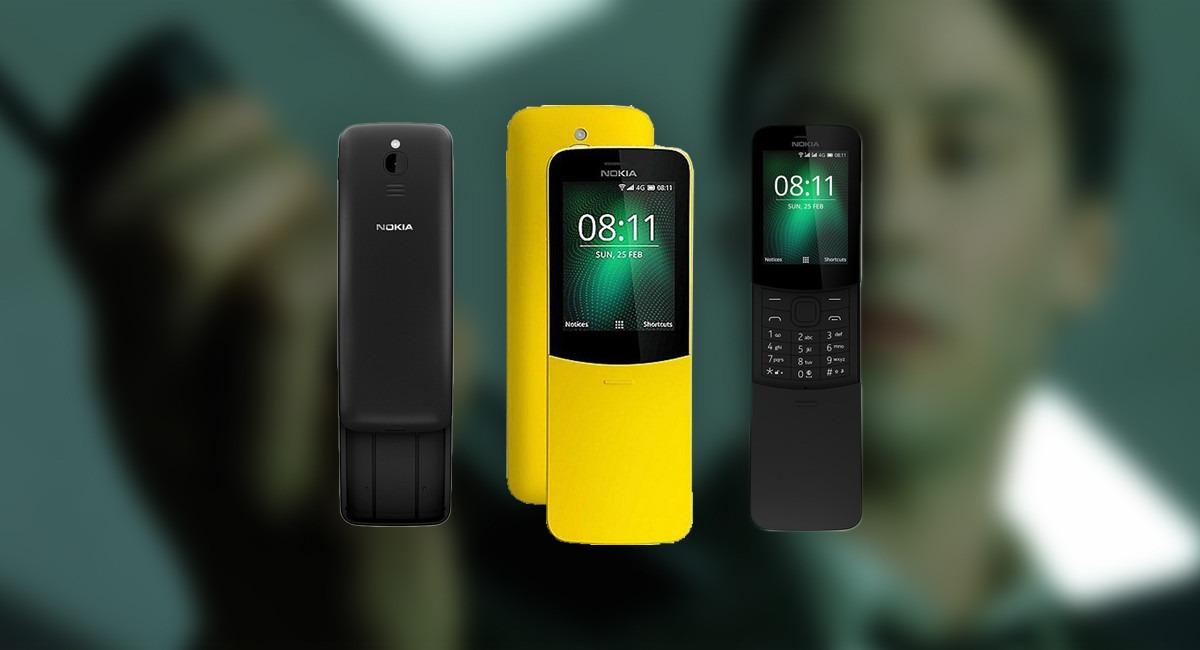Nokia 8110 Reloaded, a la venta otro de los móviles retro de Nokia