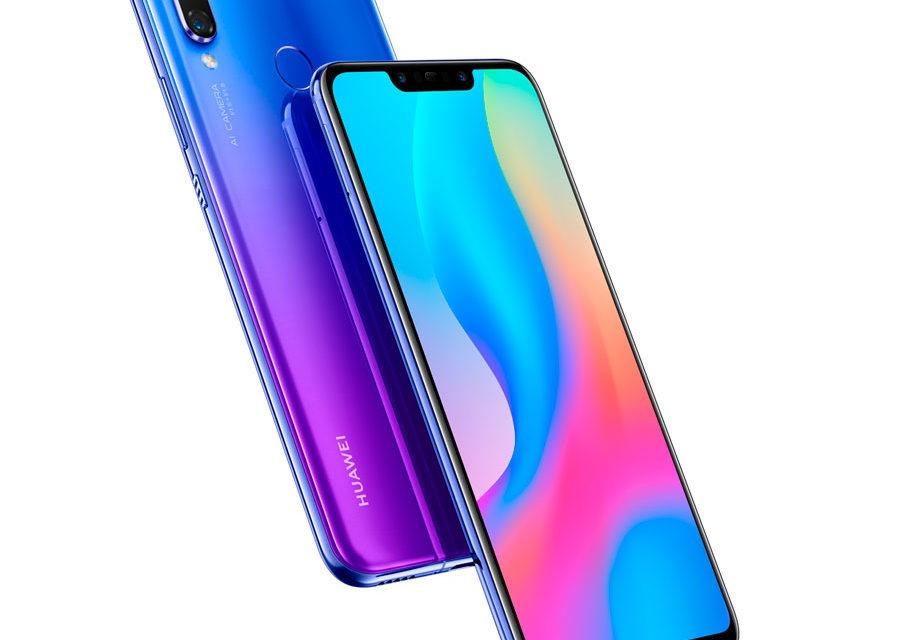 Las 5 características clave del Huawei Nova 3