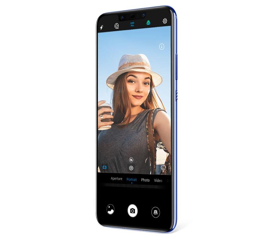 5 características clave del Huawei Nova 3 cámaras