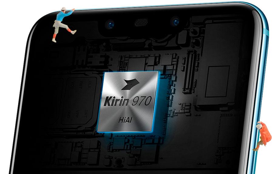 5 características clave del Huawei Nova 3 Kirin 970