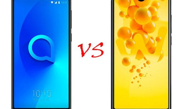 Comparativa Alcatel 3X vs Wiko View 2
