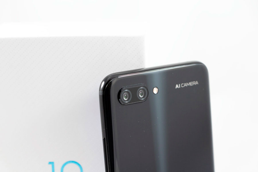 comparativa BQ Aquaris X2 Pro vs Honor 10 cámara Honor 10