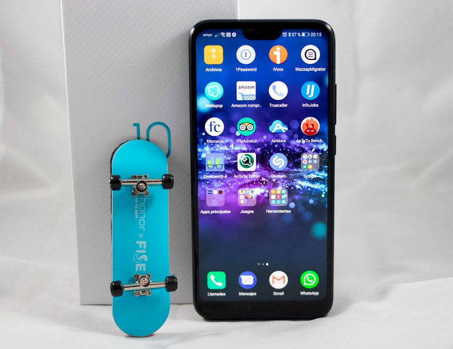 comparativa BQ Aquaris X2 Pro vs Honor 10 final 10