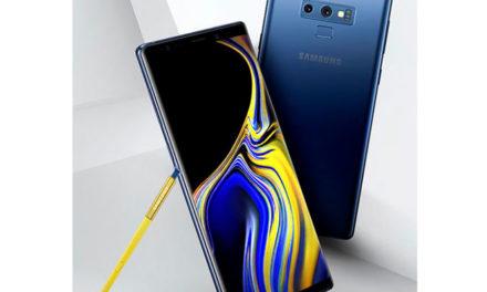 El Samsung Galaxy Note 9 también llegaría en Lilac Purple