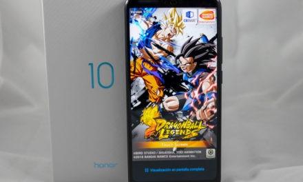 Honor 10 se actualiza con mejoras para juegos e imágenes