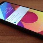 El LG Q6 empieza a actualizarse a Android 8.1