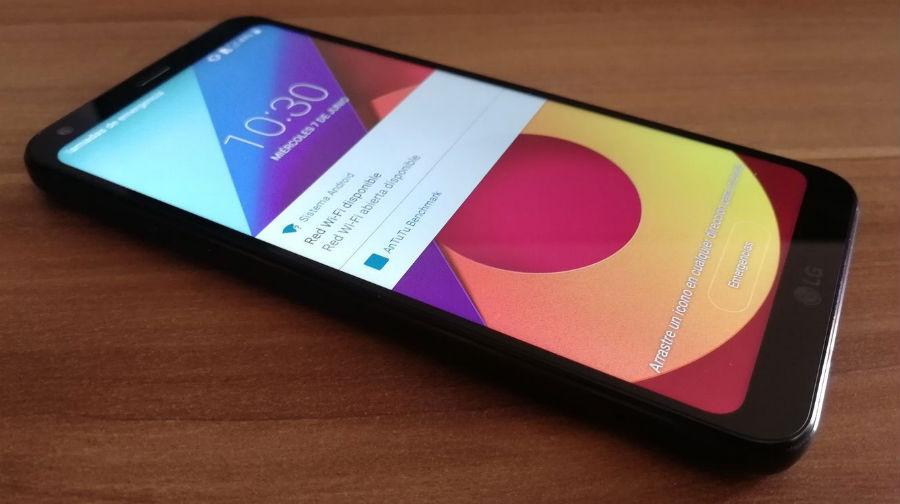 El LG Q6 empieza a actualizarse a Android 8 1