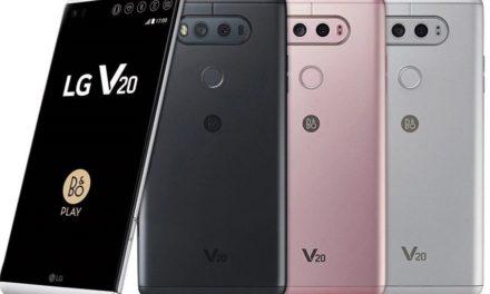 Empieza la actualización a Android 8 para el LG V20