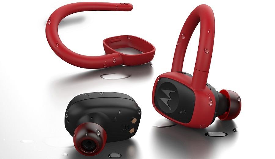 Motorola Stream y Motorola Stream Sports, auriculares inalámbricos deportivos