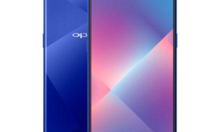 Oppo A5, móvil de gama media con pantalla grande y doble cámara